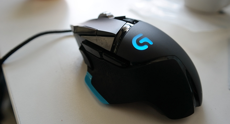Logitech G502 Proteus Core gaming mouse unboxed [Gallery] - Gearburn