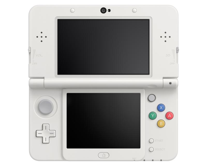 New Nintendo 3DS XL stock
