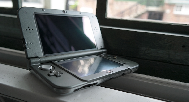 Nintendo 3DS XL lead