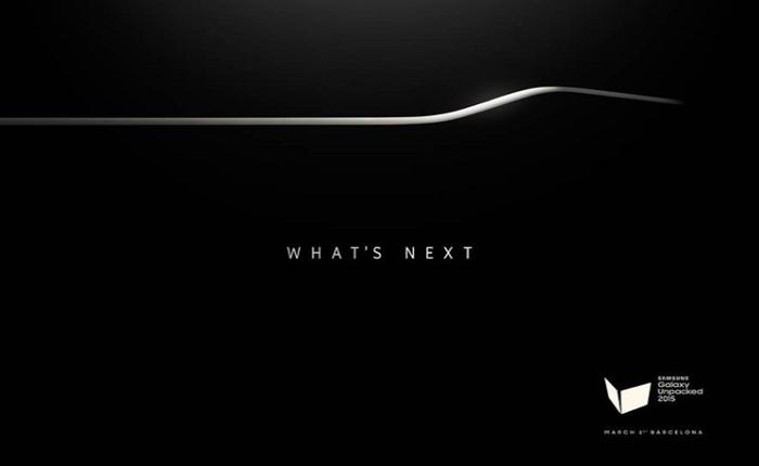 Samsung Galaxy S6 press invite