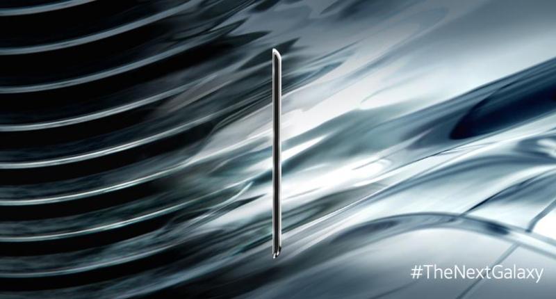 Samsung Galaxy S6 teaser 20 Feb