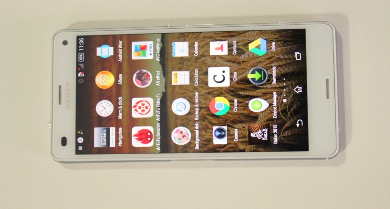 Sony Xperia Z3 Compact long-term review: sexy, submersible