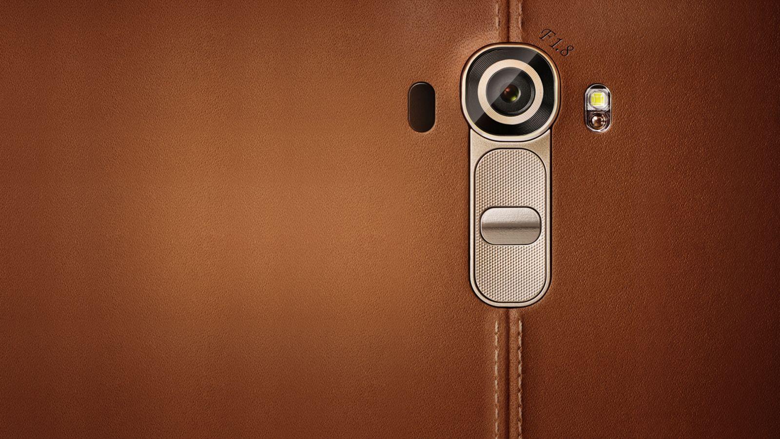 LG G4 official teaser