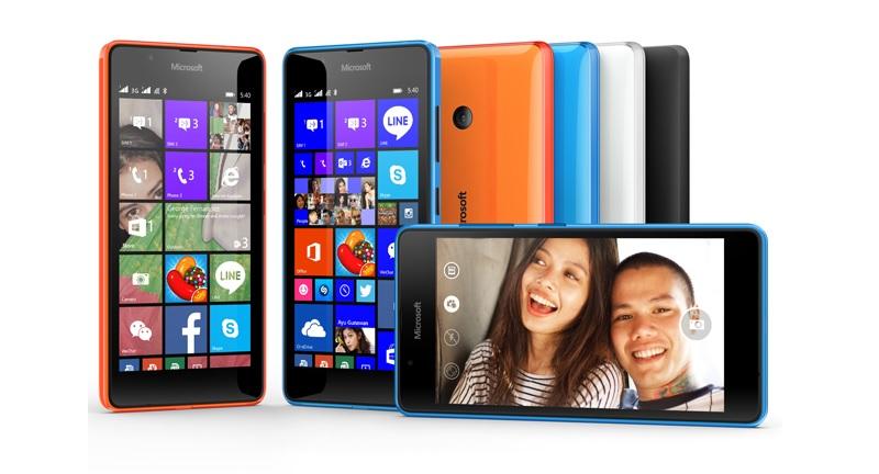 Microsoft Lumia 540 lead