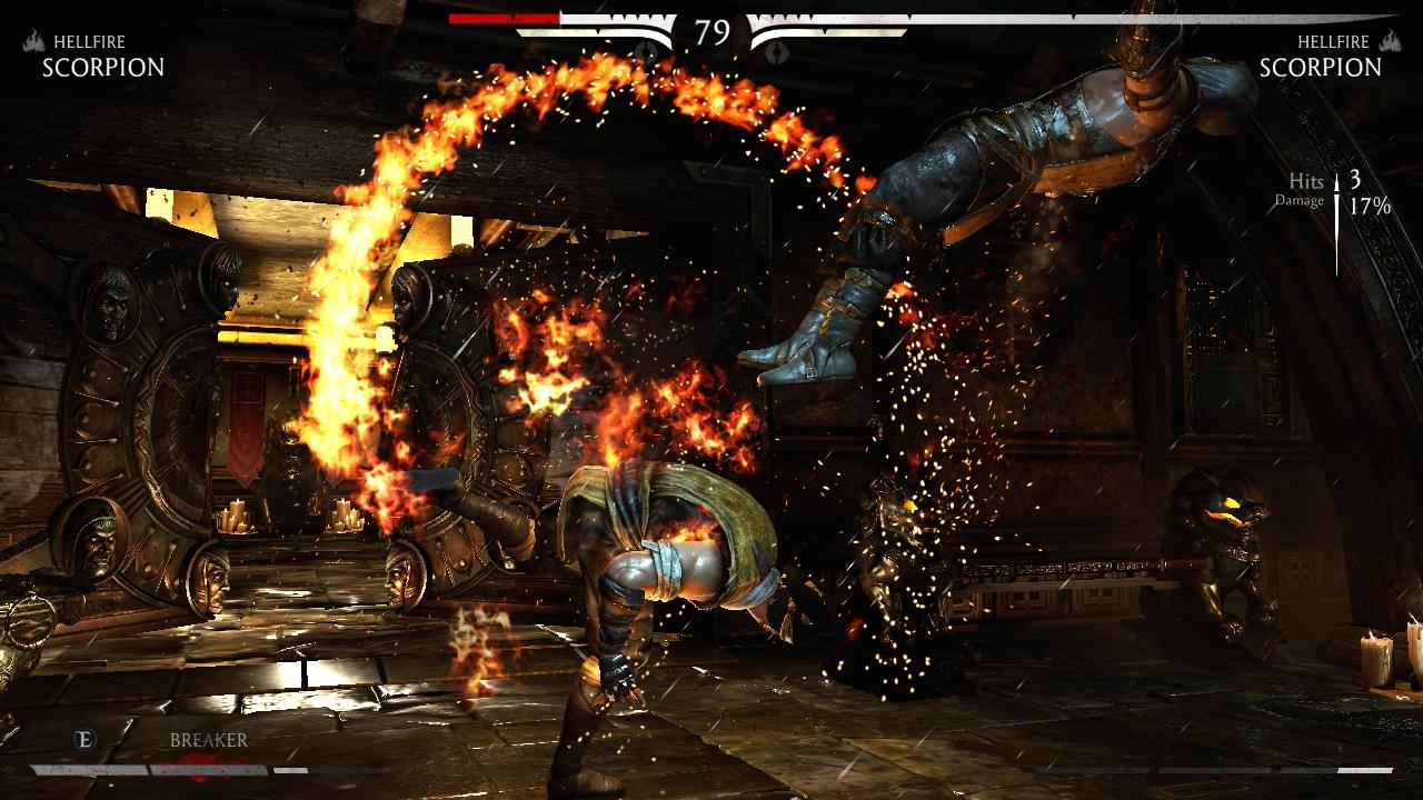 Mortal Kombat X screen 004