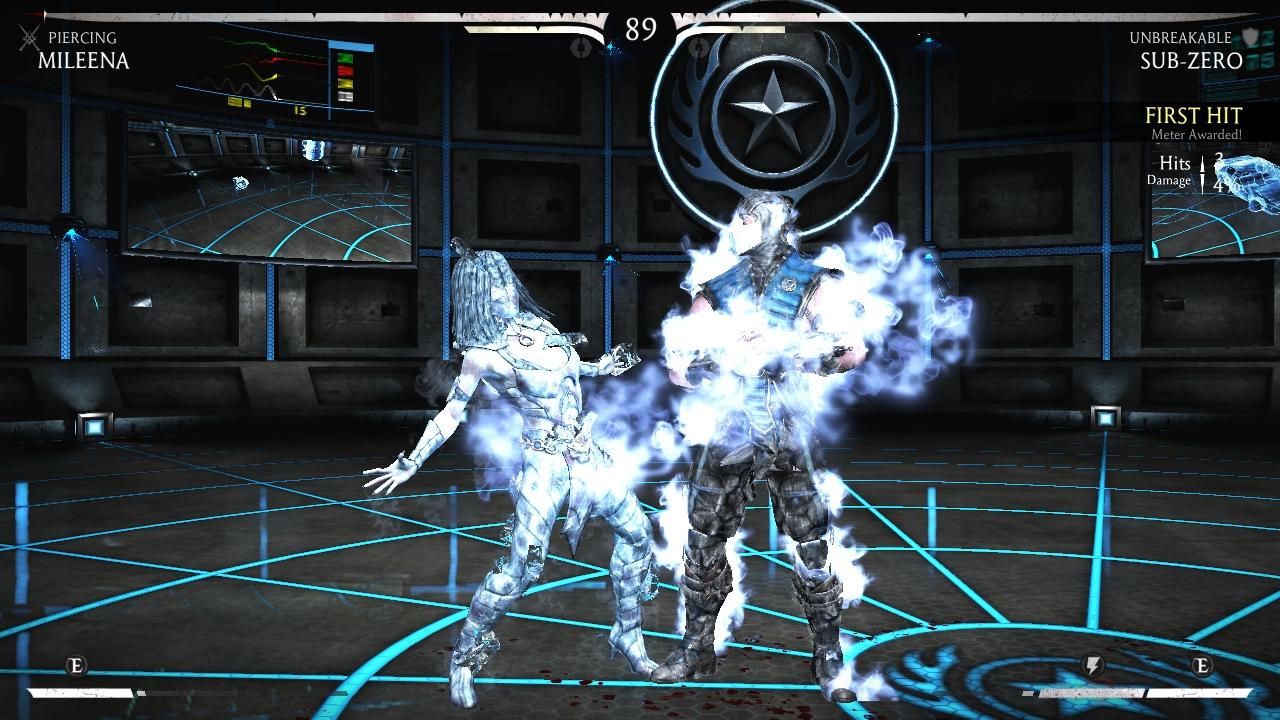 Mortal Kombat X screen 006