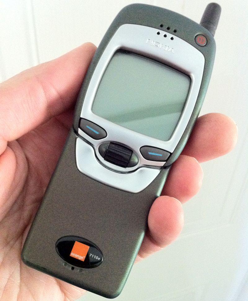 Nokia 7110 Wapster