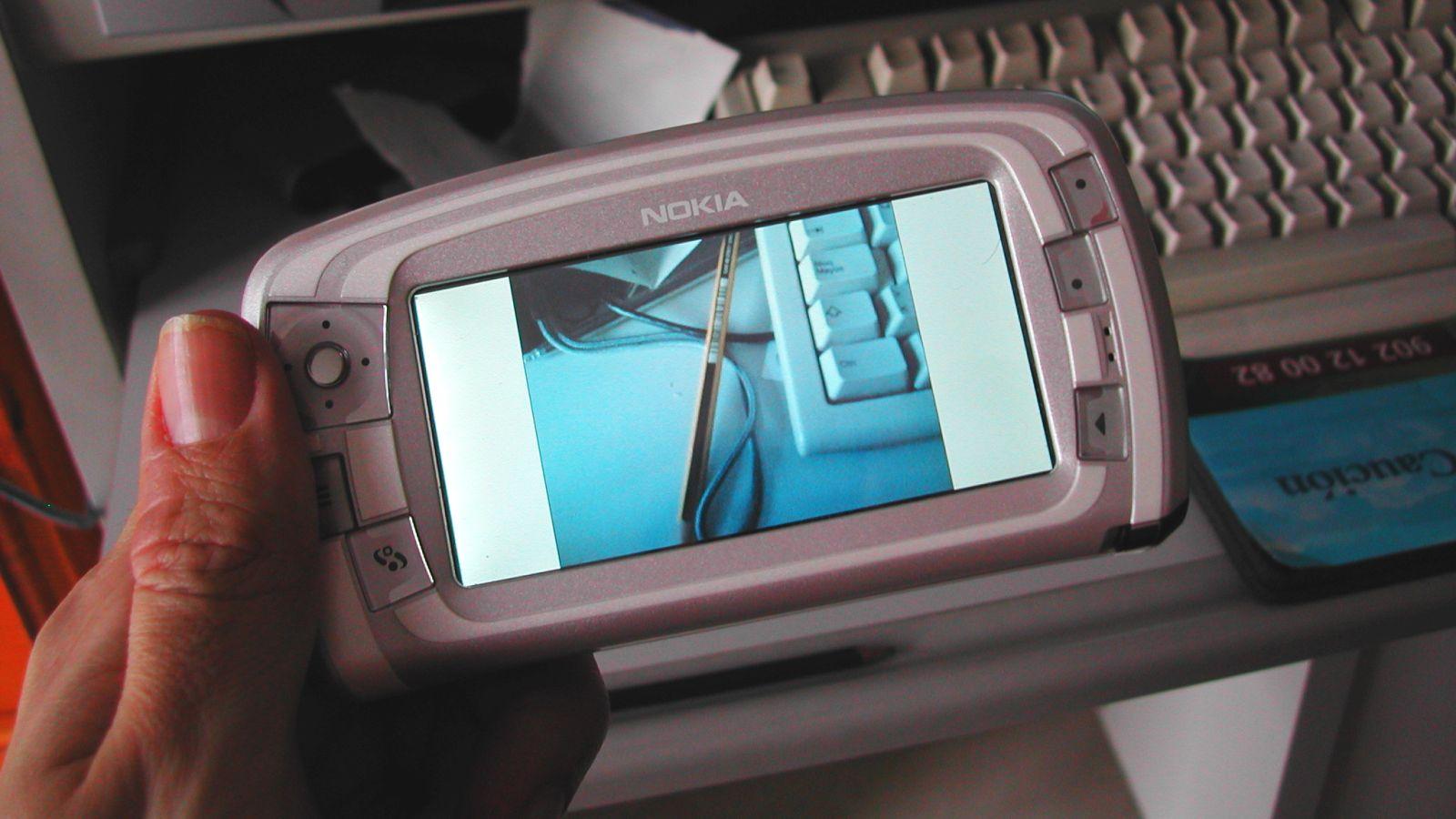 Nokia 7710 JJ Merelo
