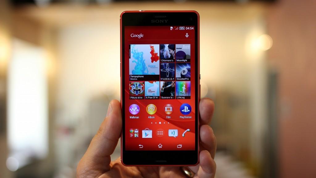 Sony Xperia Z3 Maurizio Pesce