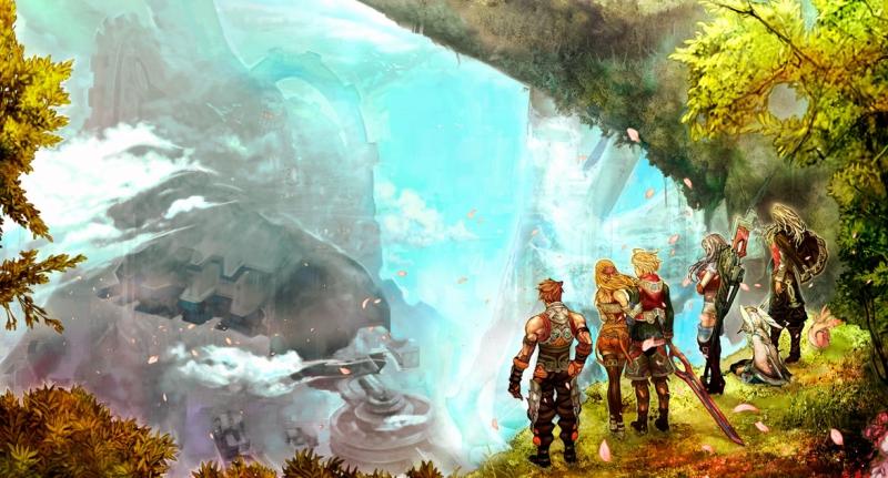 Xenoblade Chronicles 3D 2
