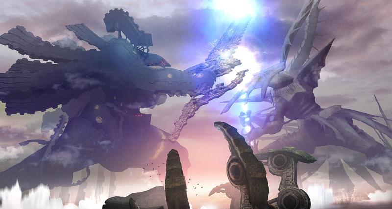 Xenoblade Chronicles 3D 3