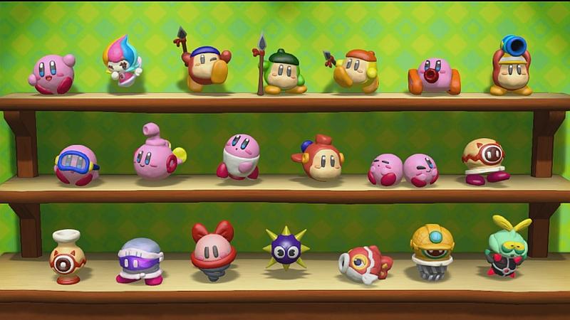 Kirby and the Rainbow Paintbrush 4