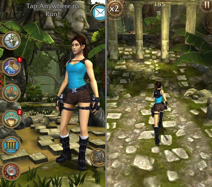 Lara Croft Relic Run 21