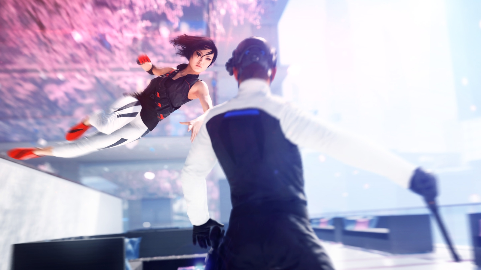 Mirrors Edge Catalyst render