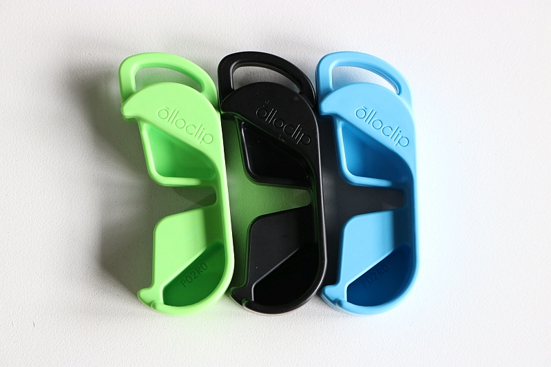 Olloclip clips