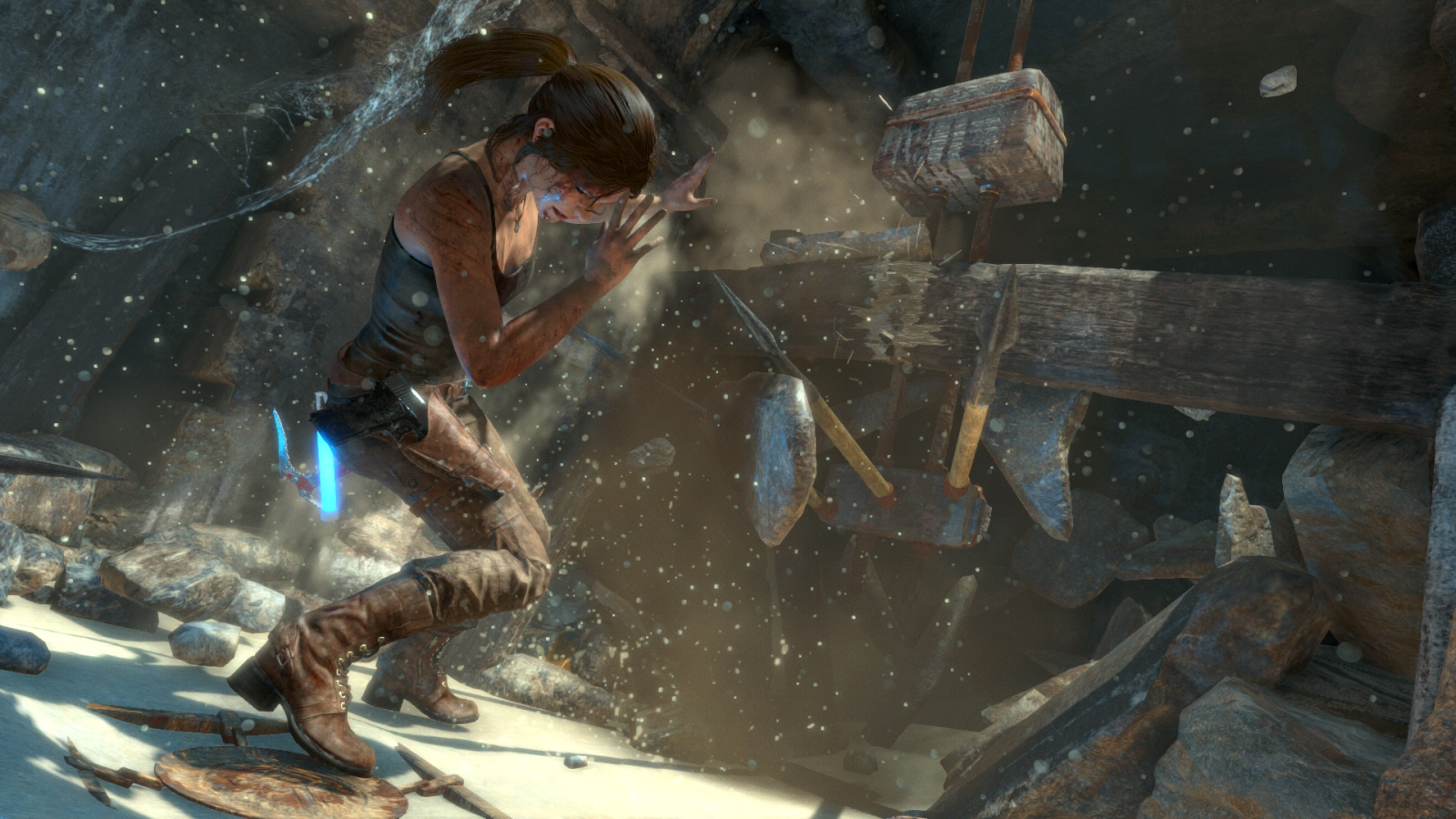 Rise of the Tomb Raider screen 2