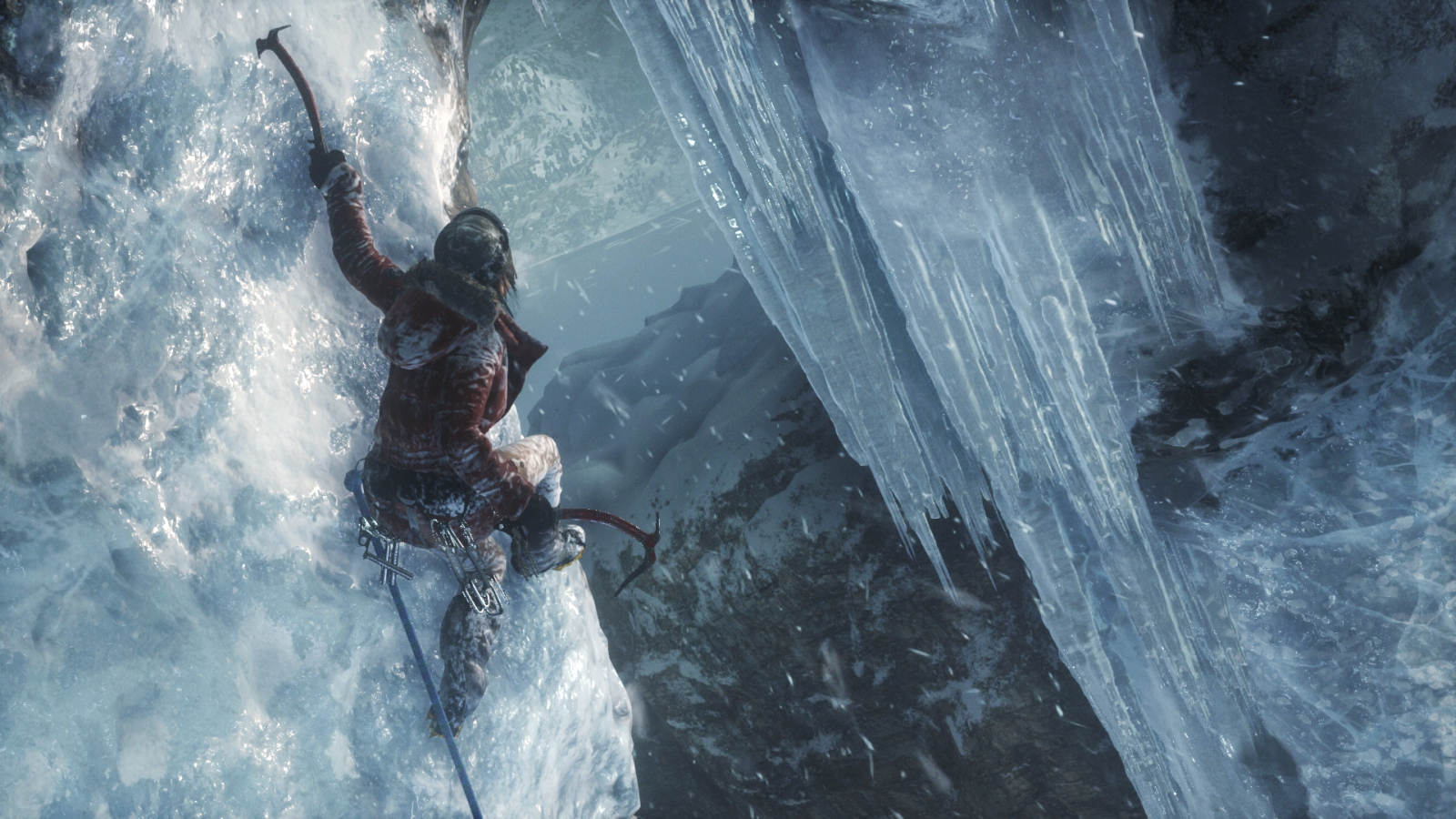 Rise of the Tomb Raider screen 3