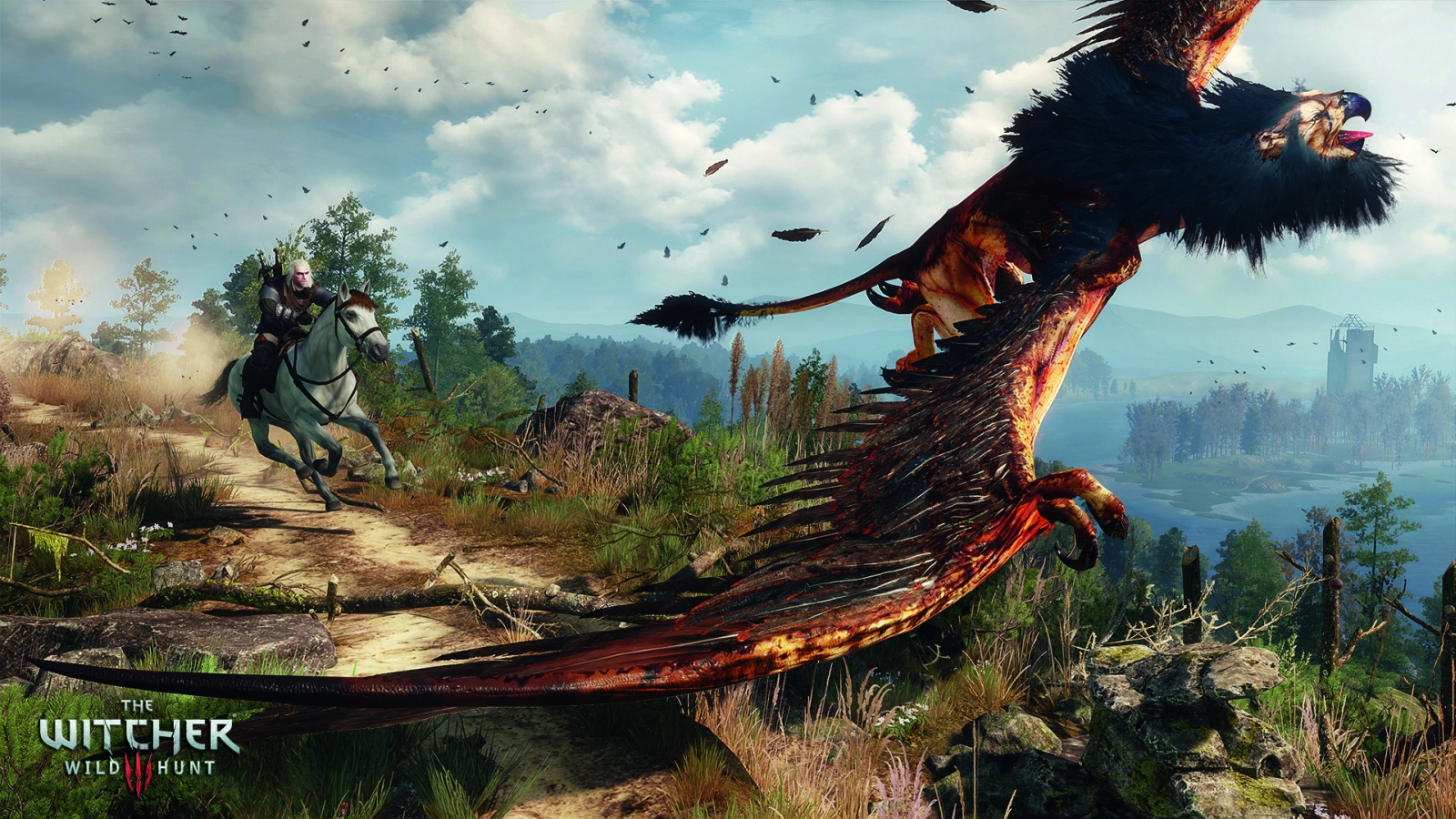 The Witcher 3 Wild Hunt rendered screen 1