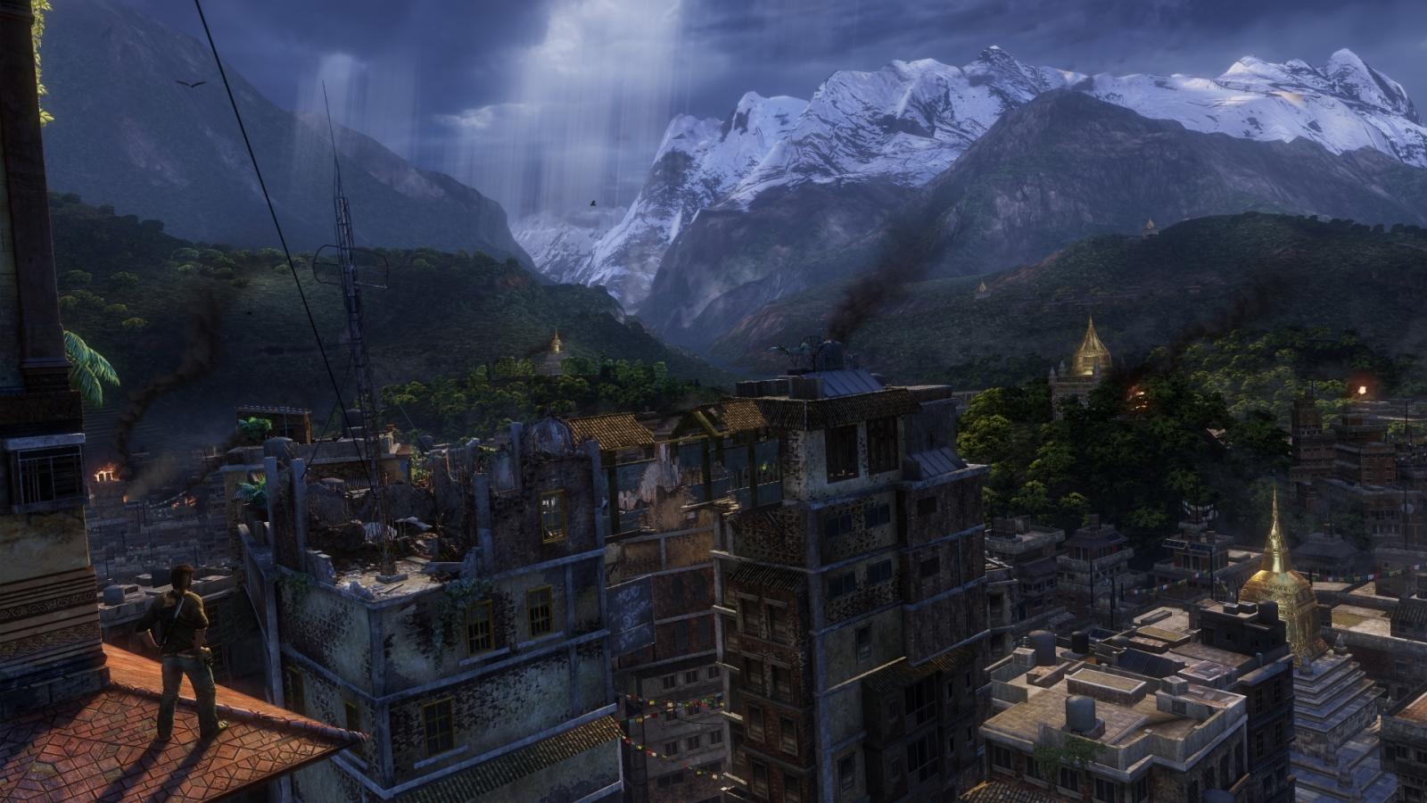 Nathan Drake Uncharted 2 Remaster 2