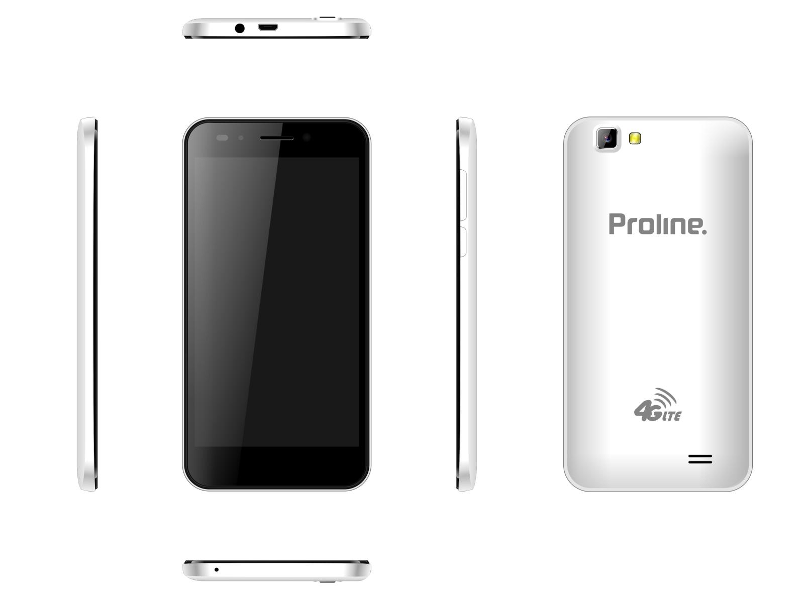 Proline XM-502 Snow White