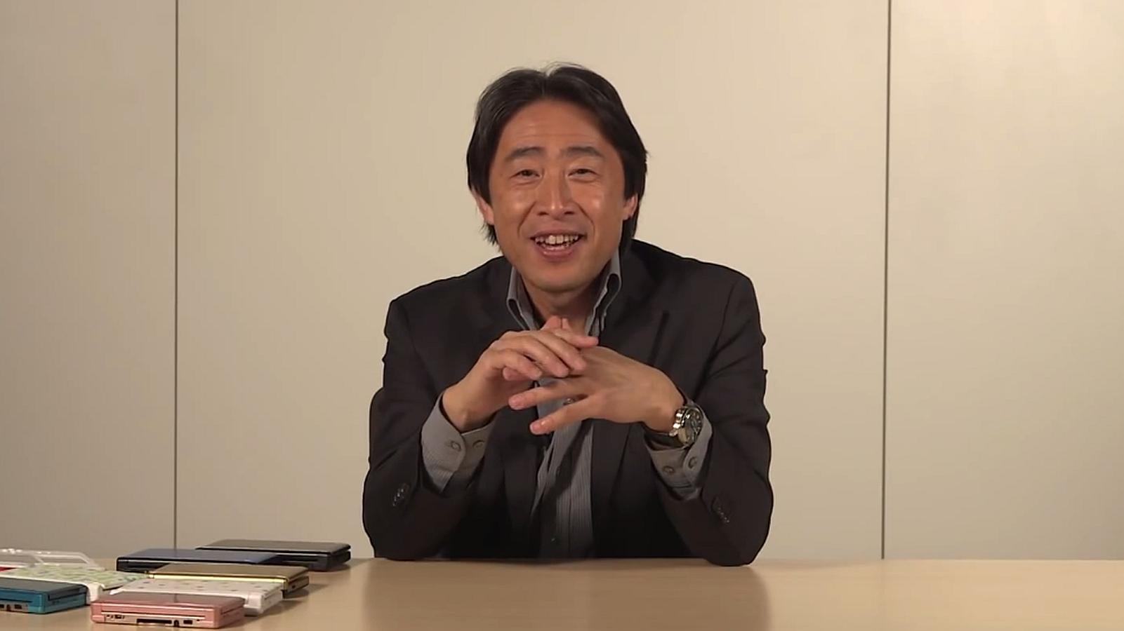 Satoru Shibata nintendo