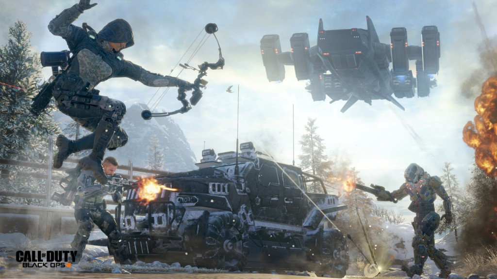 call of duty Black Ops 3_Stronghold_Broken Arrow_WM rage 2016