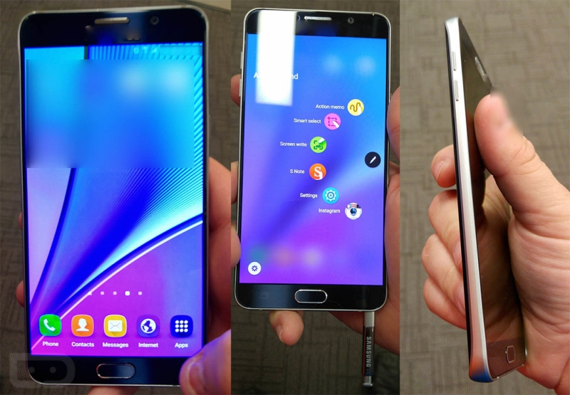 samsung galaxy note 5 leak droid life august 2