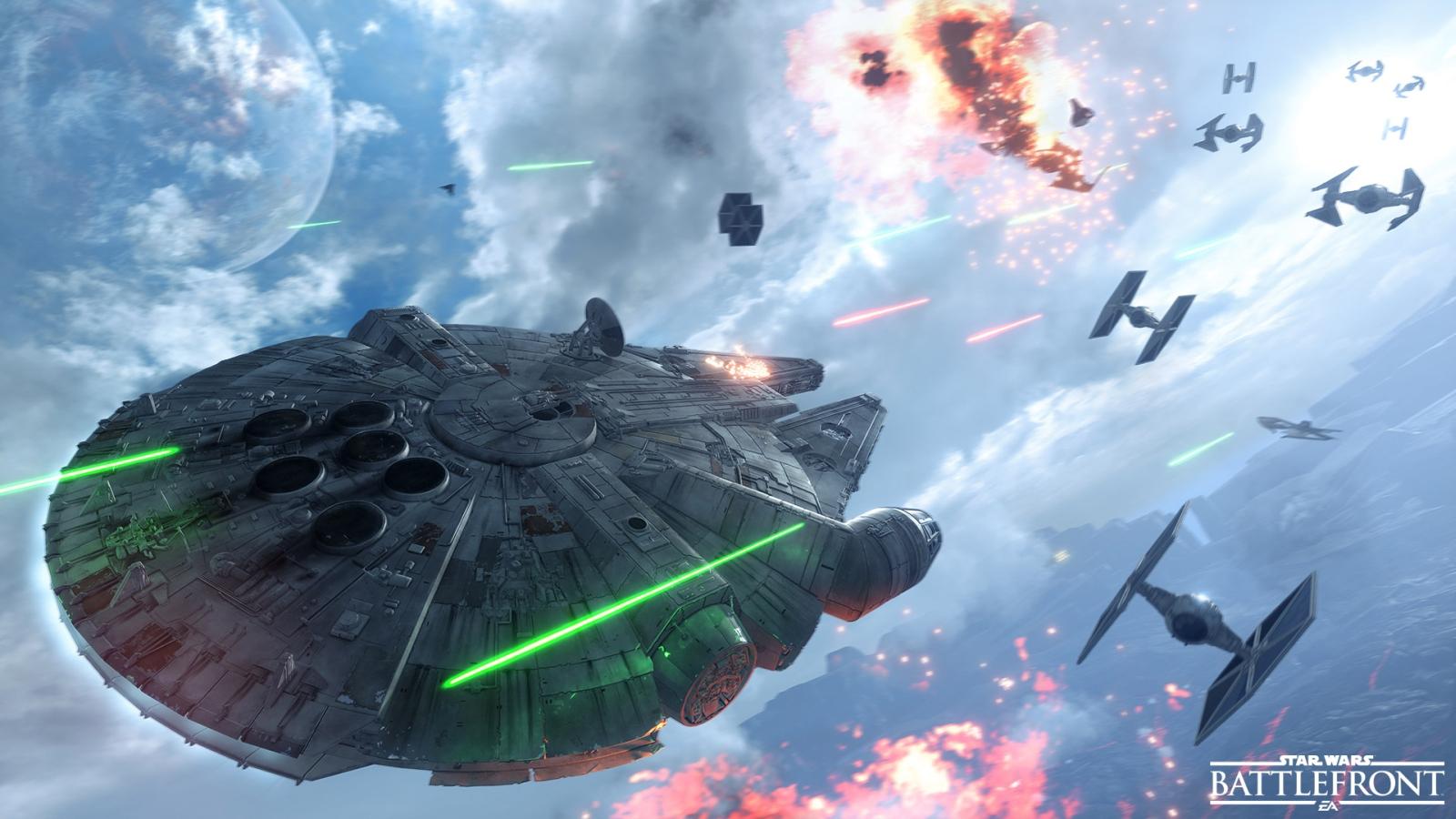 star wars battlefront fight squadron 1
