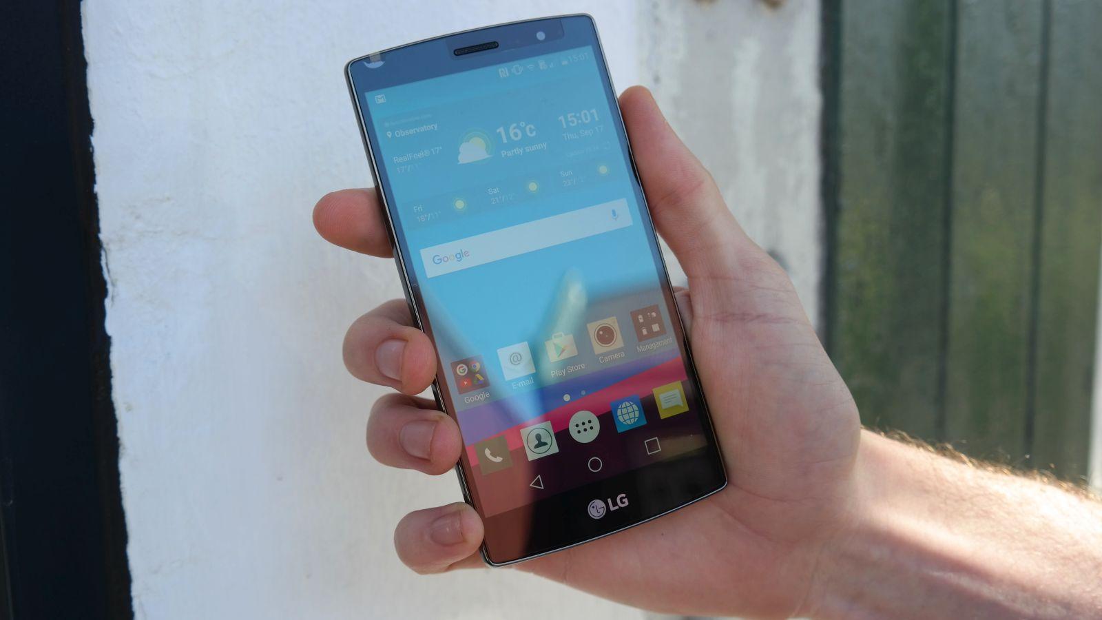LG G4 Beat 7