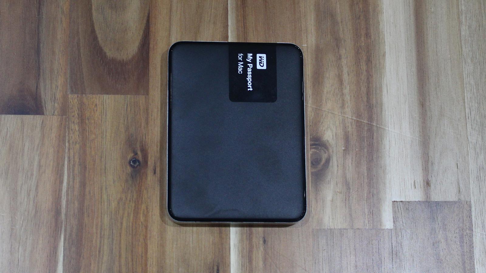 WD My Passport for Mac 1