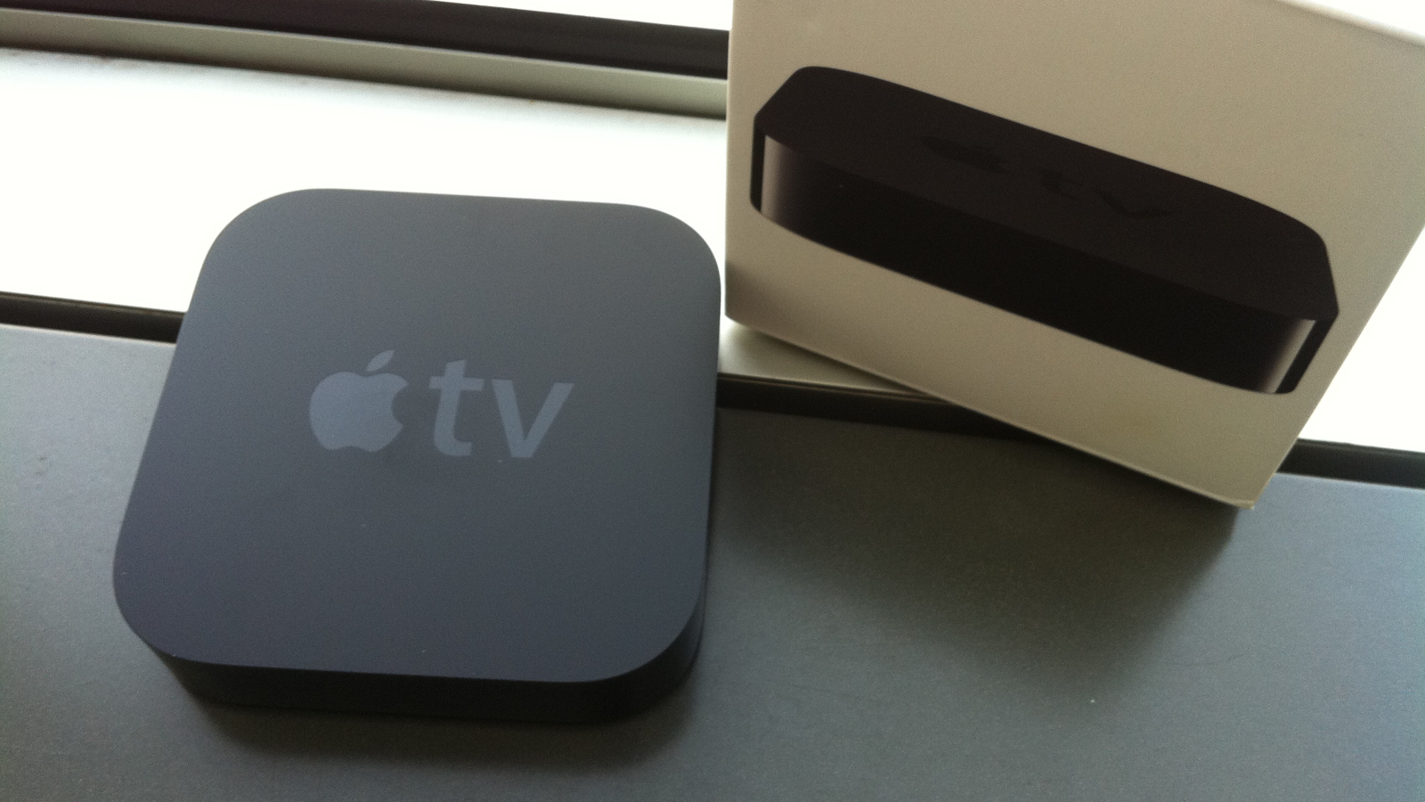 apple tv bfishadow