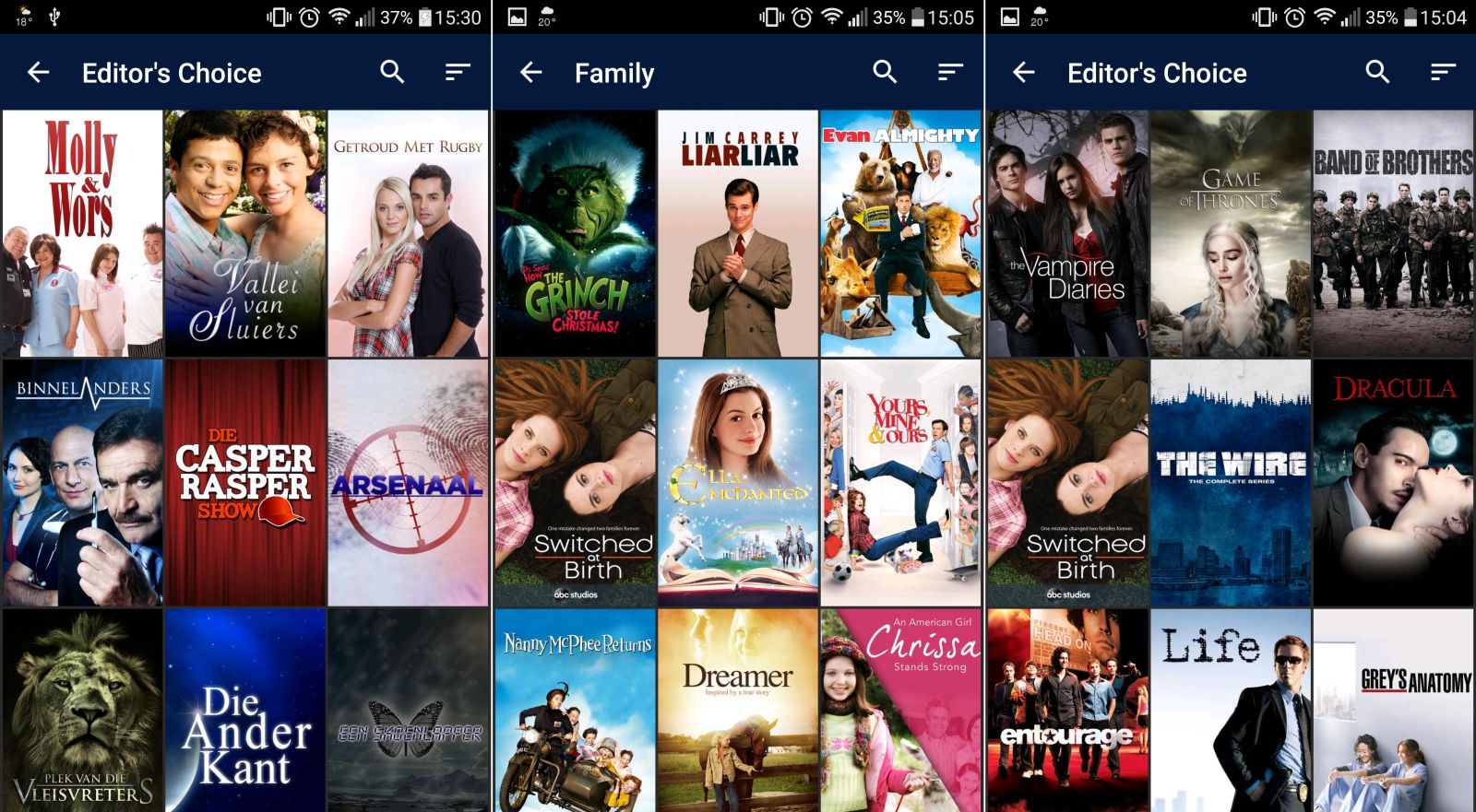 showmax offerings 2