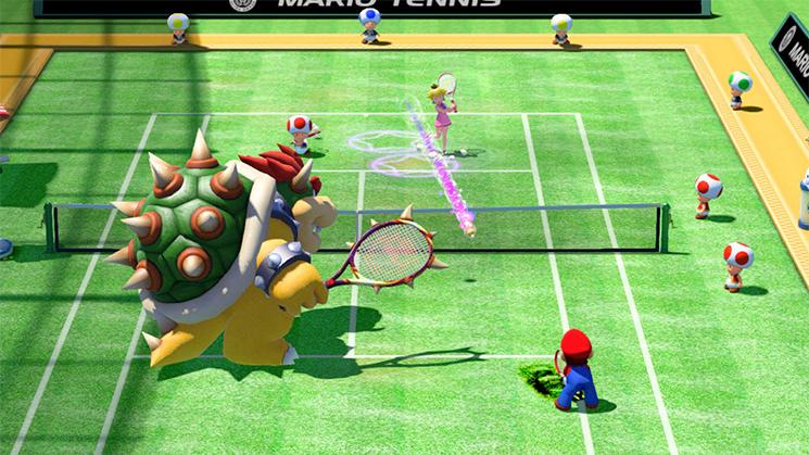 Mario Tennis US review 001