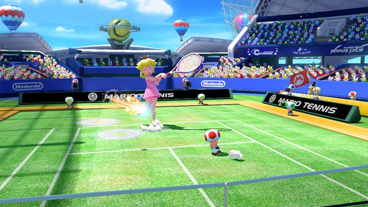 Mario Tennis US review 002