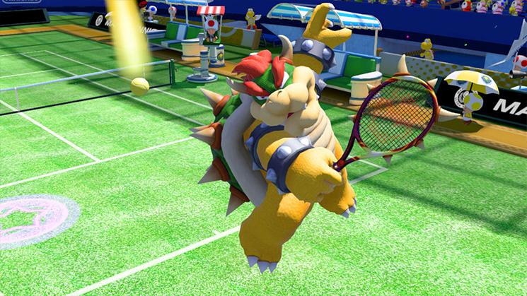 Mario Tennis US review 004