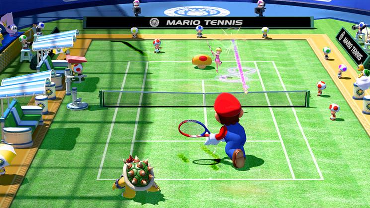 Mario Tennis US review 005