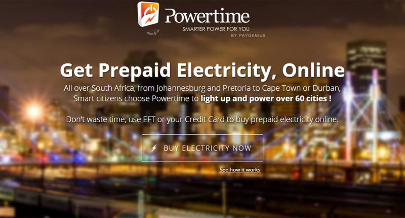 Powertime online portal