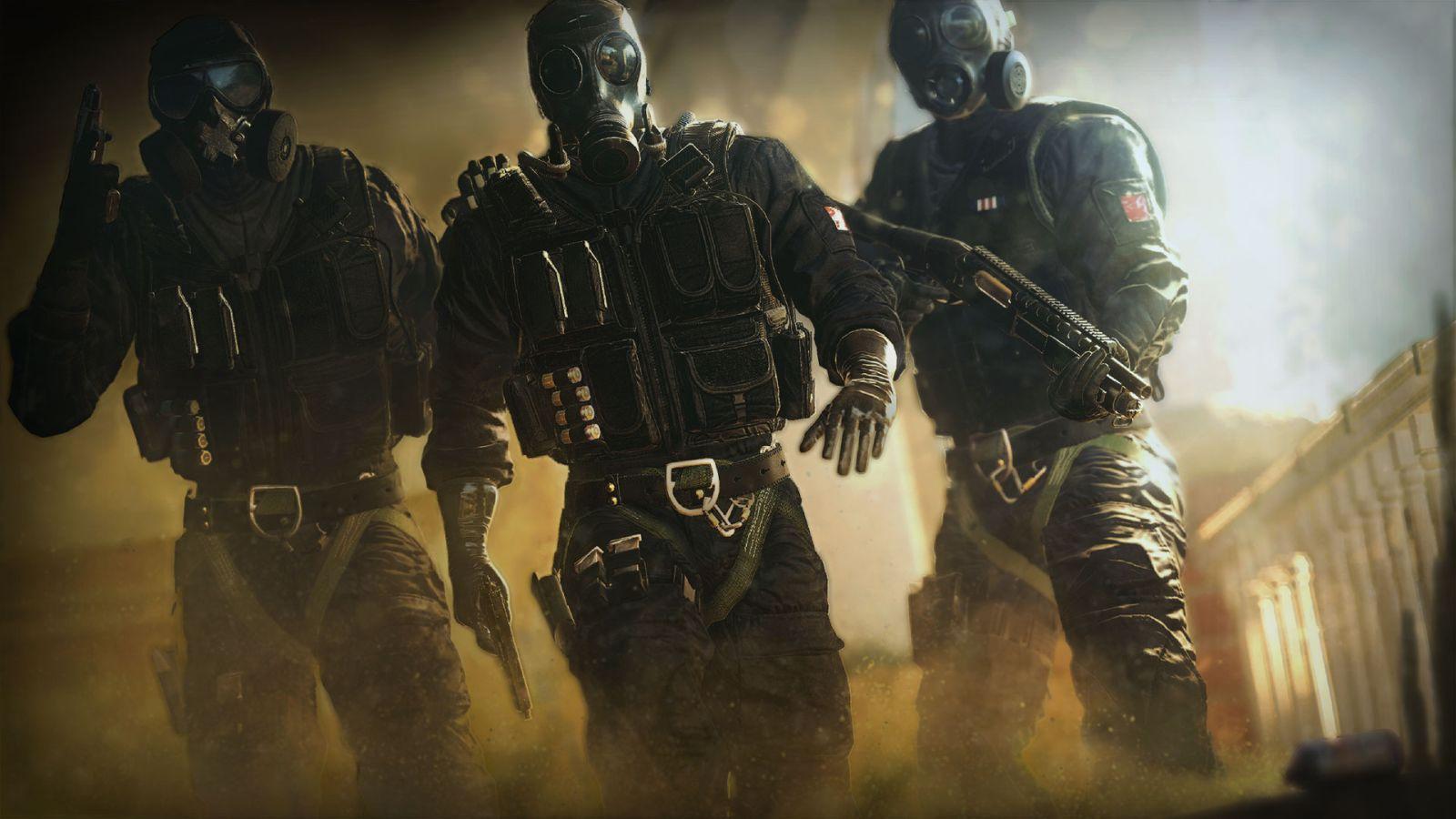 Rainbow Six Siege 1