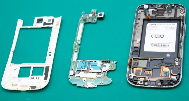 S3 parts