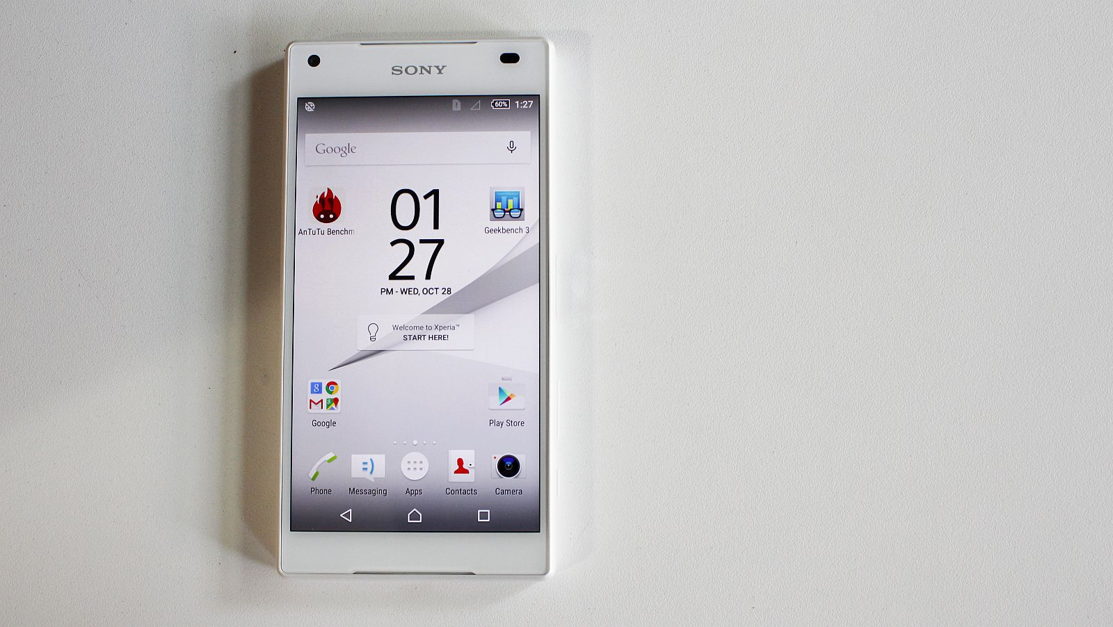 Sony Xperia Z3 Compact review 1