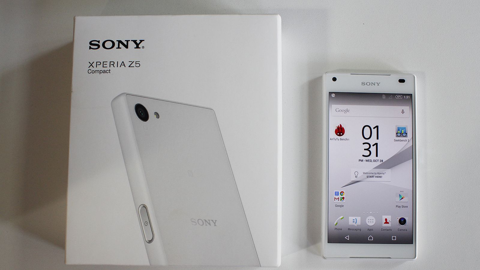 Sony Xperia Z3 Compact review 5