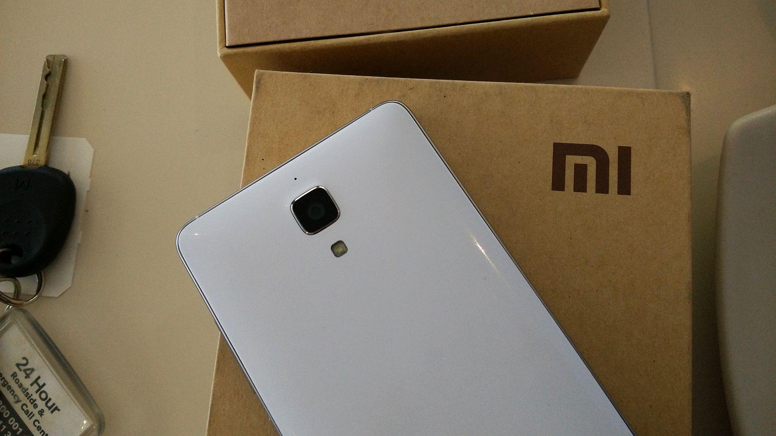 Xiaomi Mi 4 hands on 2