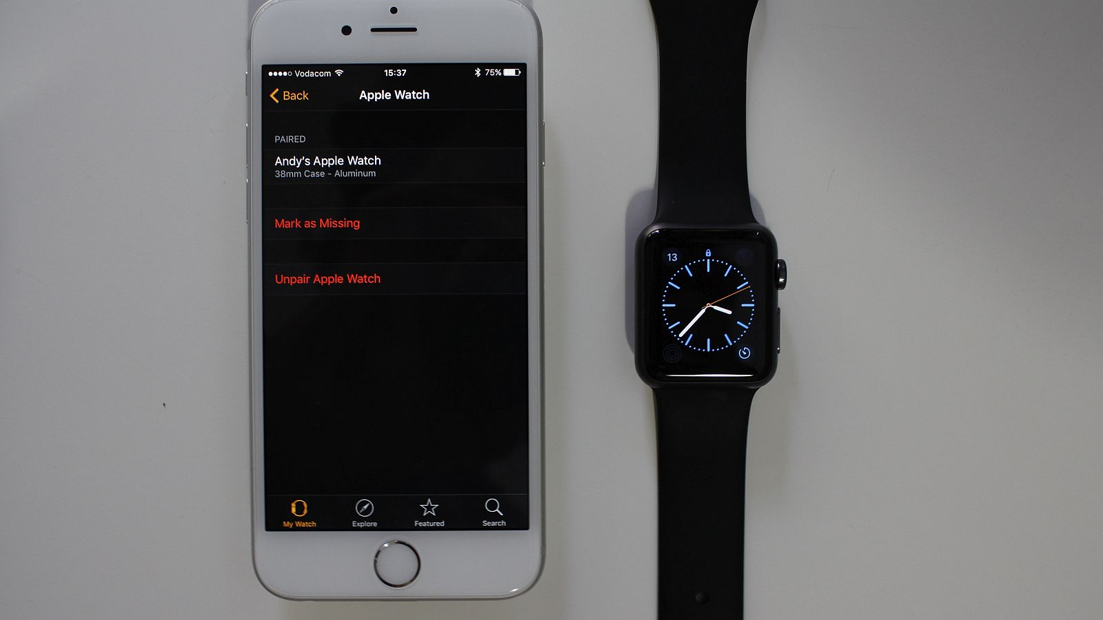 Apple Watch review 1
