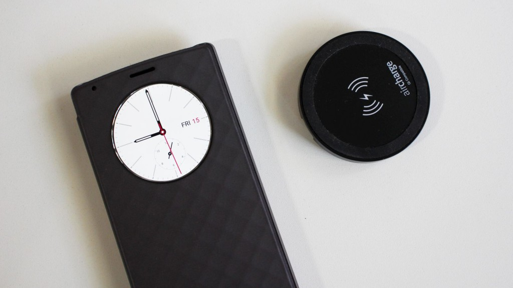 finest selection 5c9ab 4faf0 LG G4 Quick Circle Case and AirCharge combo review: round and round ...