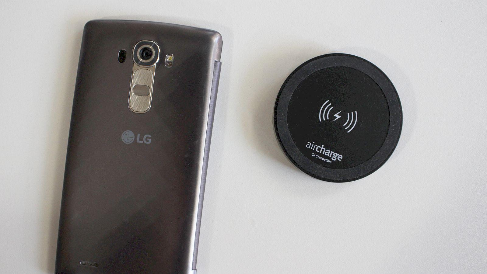 LG G4 Circle Pad Aircharge 5