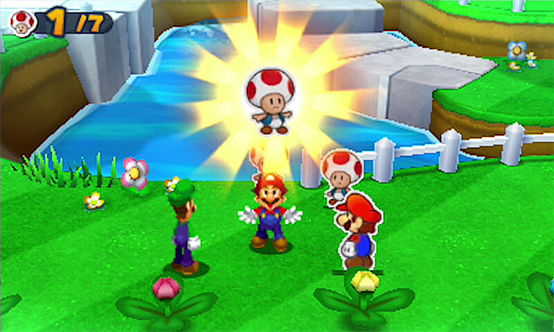 Mario Luigi Paper Jam Review Once Upon Another Mushroom Gearburn