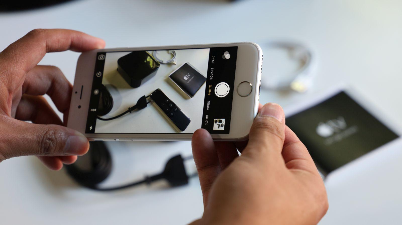 Apple TV iPhone 6