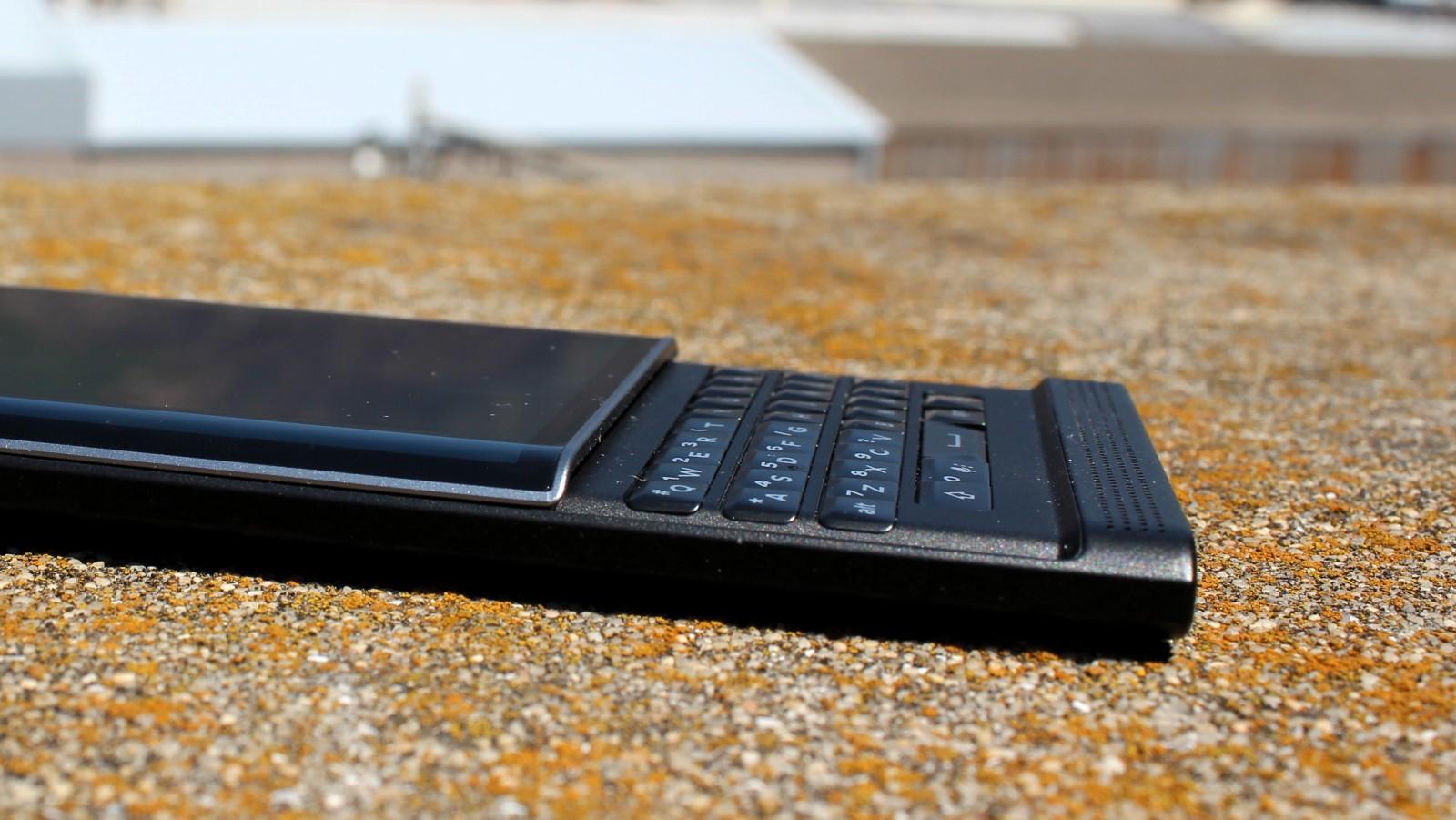 BlackBerry PRIV review 3