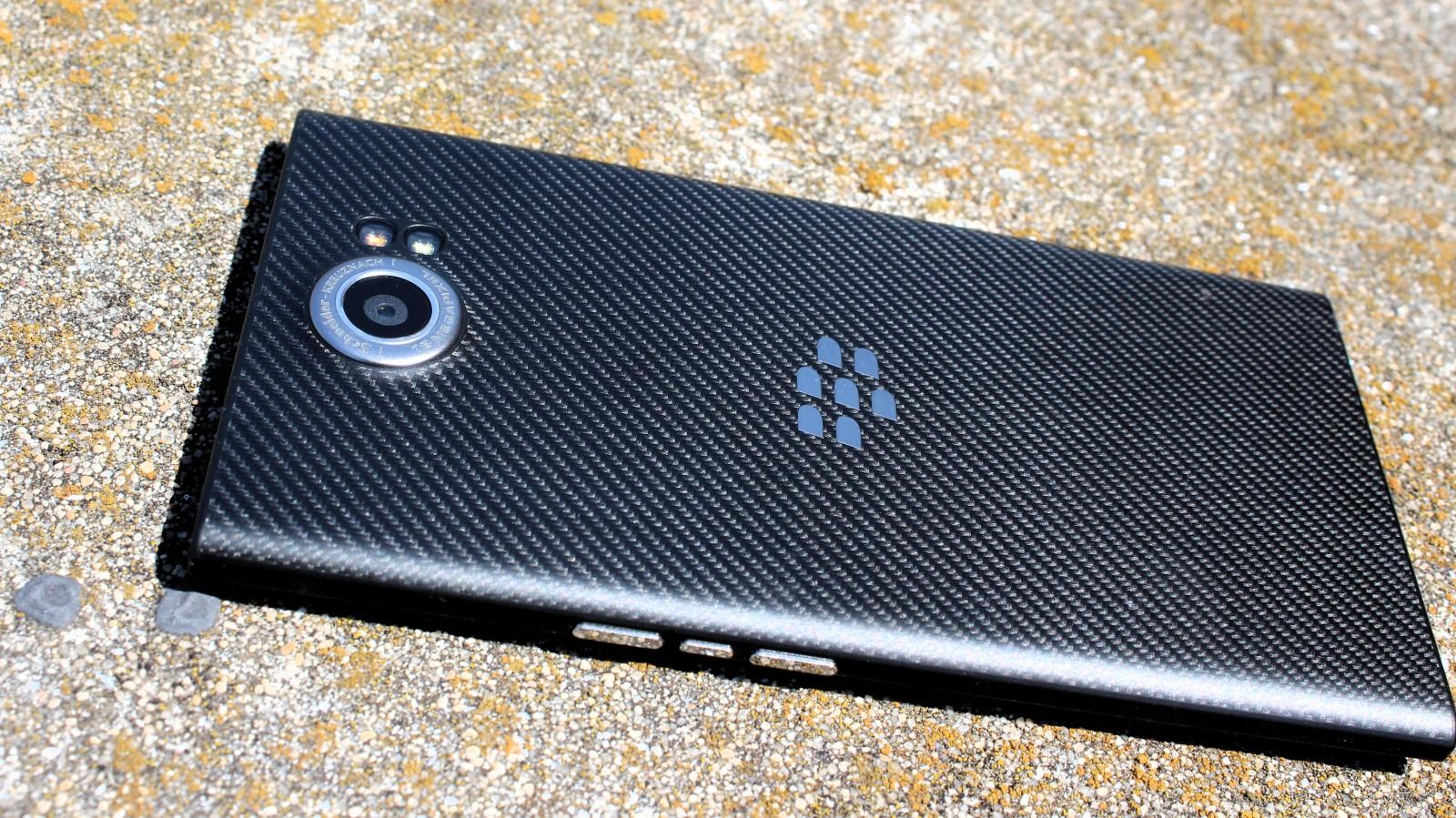 BlackBerry PRIV review 5