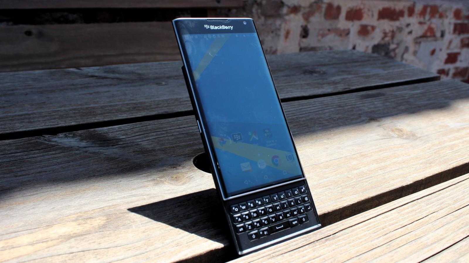 BlackBerry PRIV review 6